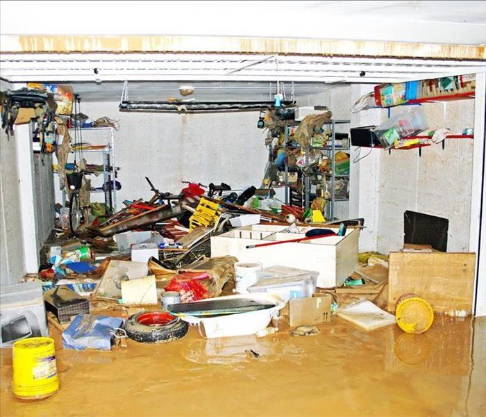 Water Damage What to Do When Your Basement Has Flooded
