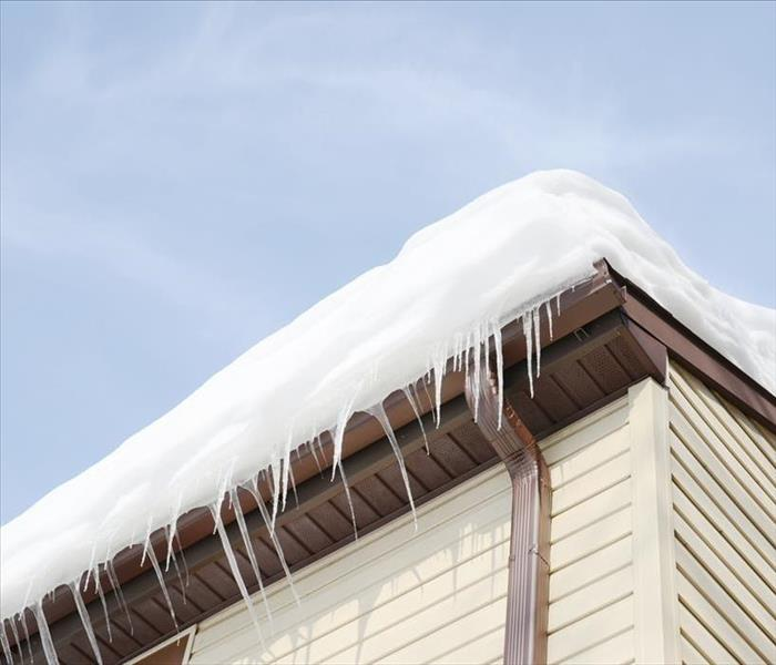 Storm Damage Tackling Winter Ice Dam Issues on Your Roof