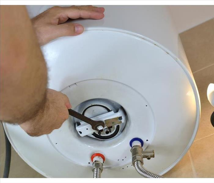 Water Damage The Whys and Hows of Flushing the Water Heater